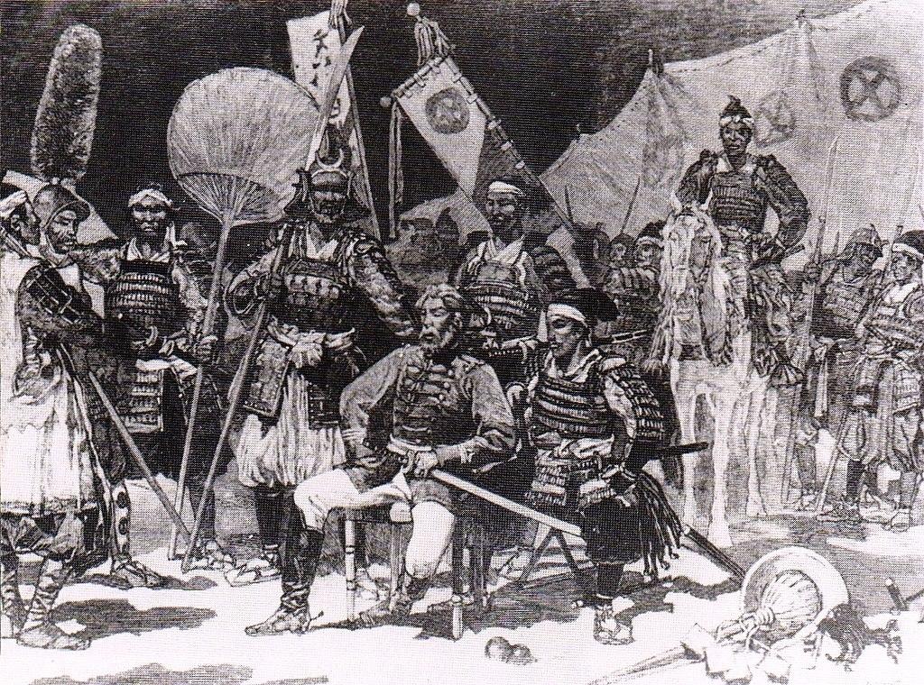 西郷隆盛,肖像,西南戦争