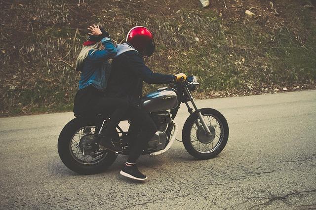 大学生 バイク
