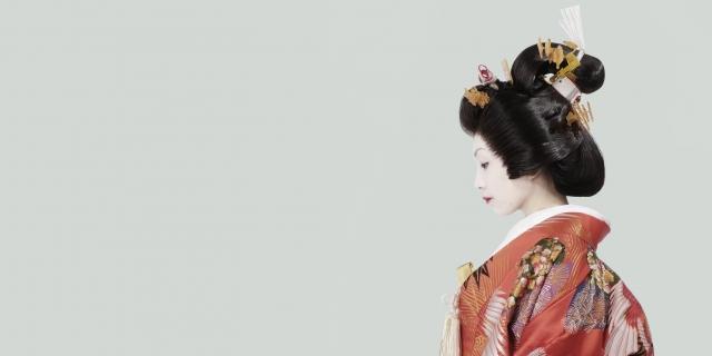 傾向の美女日本