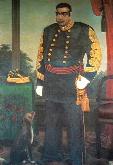 西郷隆盛の肖像,軍服